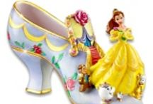 DW ~ Disney's Treasure Chest / Disney Special / figurines/ music boxes / collectables  / by Linda Sherrin