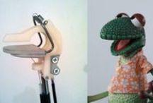 Animatronics & Puppet Mechanisms