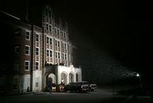 Ghost Asylum - Haunted Places / Here are some of our favorite scary places from Destination America's Ghost Asylum seasons past (and a few from the upcoming season)! / by Valpak