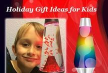 Holiday Gift Guide for Kids! / Looking for a Holiday gift for a kid? We got you covered! We have options that don't heat up like regular Lava Lamps. These lamps are perfect for those 10 and under.  / by Lava Lamp