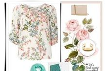 my floral classifo style / all about floralist and pastel color