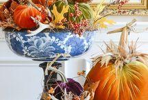 Fall Inspiration / Best fall decorating