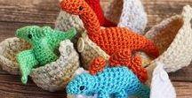 Crochet Toys & Amigurumi too / Crochet patterns for toys and darling Amigurumi too