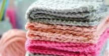 Crochet Household items / Useful crocheted items for the home