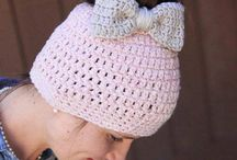 Hats to Crochet / Patterns and inspiration for crocheted hats