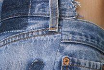 denim chic / How to wear denim