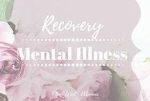 Recovery From Mental Illness / Recovering from #mentalillness includes not only getting better, but achieving a full and satisfying life. Recovery from mental illnesses like #anxiety, #PTSD, #depression and others, is possible.  #Growth #MentalHealth #personalgrowth #selfdevelopment #mentalhealthawareness #Mentalhealthmatters #MentalHealthRecovery