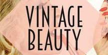 Vintage Hair and Makeup / vintage and pinup beauty inspiration, techniques and tutorials!