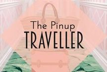The Pinup Traveller / Kitsch holiday destinations, retro resorts and travelling tips for modern pinups.