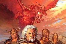 L: Fantasy Characters