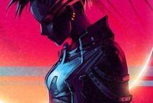 S: Cyberpunk