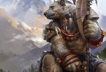 R: Beastfolks