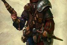 Early gunpowder