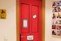 Fundas para decorar puertas / Muestras reales de DoorDresser. #vistetuspuertas ¡Disfrútalas! www.thedoordresser.com