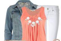 Women's Fashion / My clothing obsession.  / by Sheila Thomas