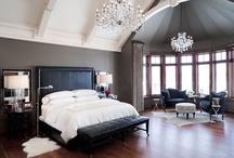 Bedrooms / by Nina Hibbler-Webster