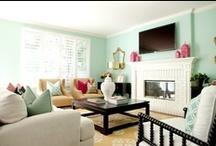 Living Area / by Nina Hibbler-Webster