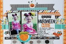 Scrapbooking inspiration / by Stace Graves