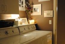 Lightening Laundry Loads / by Barbara Mansfield