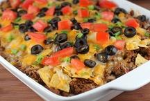 Dinner Ideas! / by Jessica Medina