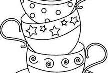 pottery tea / by Raffaella Zanotta