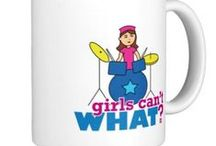 Girls Can't WHAT? Music