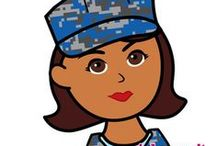Girls Can't WHAT? Military
