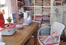 Craft Rooms / by Vintage Packrat