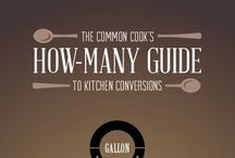 Food Tips and Tricks / Hacks to make food time easier. / by Liz Bangham
