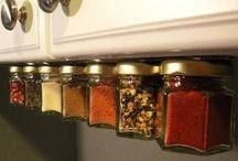 Organized Kitchen! / by Jessica Medina