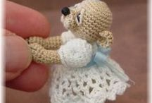 Crochet. / Crocheting is so much fun! / by Mokkie Hamrer