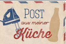 Post aus meiner Küche  / by selezione casa & giardino