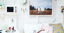 Nursery & Kid's Rooms / Inspiration for the nursery or children's room.