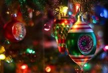 happy holidays / I am a fool for Christmas and the best customer for all the purveyors of seasonal festoons.  ~Dean Koontz