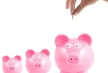 Saving $$$ / by Jessica Medina