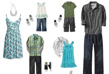 What to wear on a photography shoot / Tips on how to pick out the outfits for your photography portrait by leavesnbloom fine art & photography.