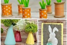 Easter / Food and decorating ideas for Easter.