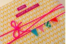 Washi Tape Love / Our washi tape giveaway might be over, but we still love this stuff!