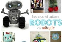 Free Pattern Roundups / Free crochet patterns and free knit patterns - arranged by theme! Find your perfect free pattern here! / by moogly