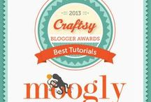 Moogly Tutorials / video and photo tutorials on moogly! / by moogly