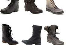 These Boots Are Made For Walking / by Debra Rigler-Arsenault
