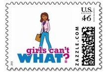 Girls Can't WHAT? Businesswoman / The coolest place for Businesswoman and the famous Girls Can't WHAT? gifts that you can choose from to have and to give.