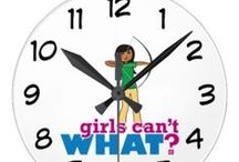 Girls Can't WHAT? Archery Girl / The coolest place for Archery Girls and the famous Girls Can't WHAT? gifts that you can choose from to have and to give.