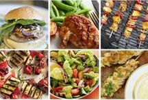 Recipes: On the Grill / Great recipes for cooking on the grill.