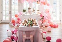 Baby Shower Ideas / A Baby Shower board brimming with sweet party themes to help inspire your shower reception, games, and decor.