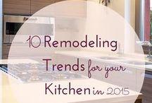 Design Inspiration & Info / Kitchen & Bathroom Design Ideas and Helpful Information