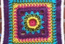 2015 Moogly Afghan Crochet-Along / Keep up with all the posts for the 2015 Moogly Afghan CAL here! All the #crochet patterns are FREE!