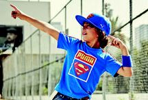 PUMA Kids / Brave. Confident. Determined. Joyful. / by PUMA
