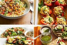 Recipes: Vegetarian Dishes / Vegetarian recipes and meal ideas.