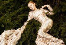 Elegance / Stunning photography, art & gowns